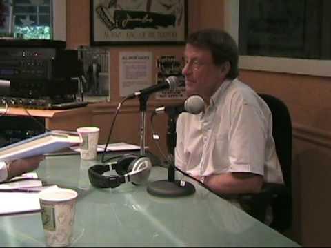 Jack Criss interviews Dr. Robert Mcelvaine on Profiles Mississippi Radio