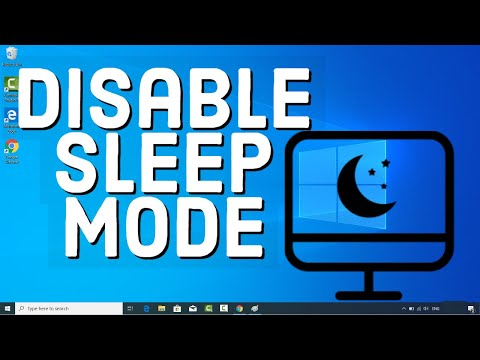 How to Turn Off Sleep Mode on Your Windows 10