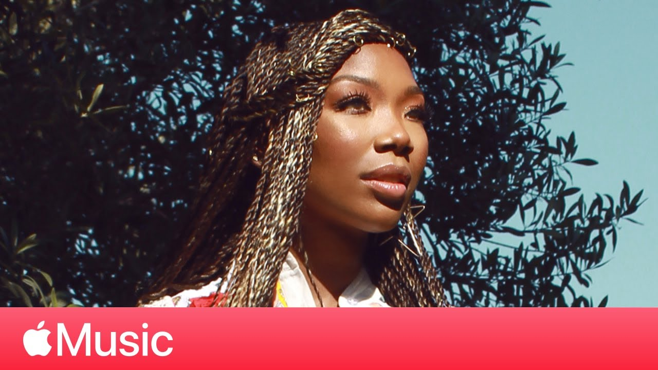 Brandy: On Whitney Houston's Impact On Her Life, Early Fame and Returning To Music | Apple Music