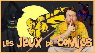 Joueur du grenier - Les jeux de COMICS #1