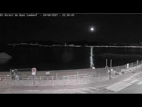 Boule de Feu (Météorite) observer Dans le sud-est de la France !!