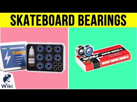 10 Best Skateboard Bearings 2019
