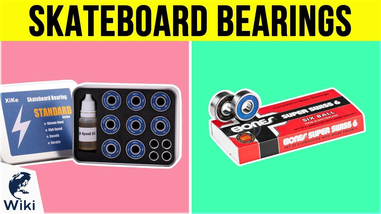 10 Best Skateboard Bearings 2019 Youtube