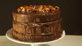 Tort orzechowy - Gianduja
