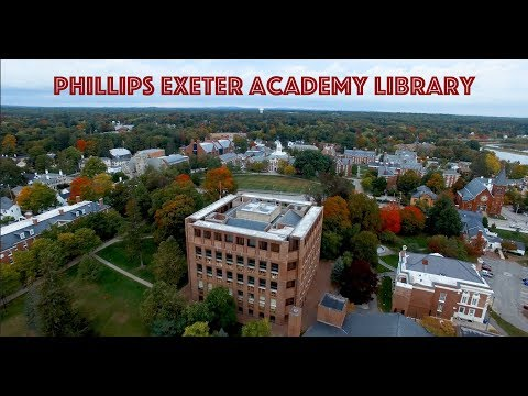 Phillips Exeter Academy Library - More than just a Pretty Space