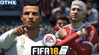 FIFA 18 | Signature Celebrations ft. Ronaldo, Lewandowski, Dybala [1080p 60fps] | @Onnethox