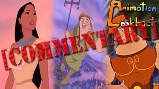 Animation Lookback: Walt Disney Animation Studios pt 9 COMMENTARY