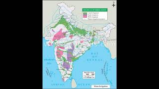 Irrigation Sources in India