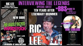 Ric Lee 'Ten Years After' drummer has a Tale to Tell