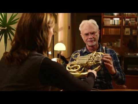 John Adams takes the Sarah´s Music Horn Challenge