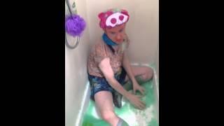 Jimmys Jelly Bath.
