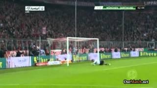 Кубок Германии. 1 4 финала. Бавария - Боруссия Д 1 0