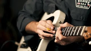 Rythmique Funk-Rock à la Guitare
