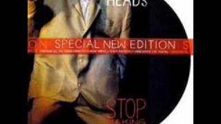 Talking Heads - Slippery People (Stop making sense)