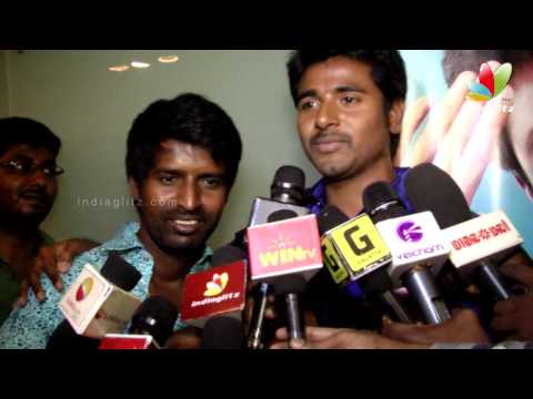 Sivakarthikeyan and Soori Comedy Speech at Varutha Padatha Valibar Sangam Audio Launch Travel Video