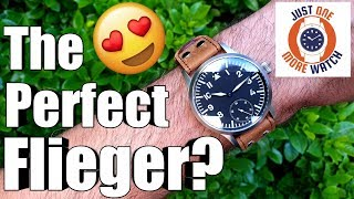 Is This The Perfect Flieger? Stowa Classic 6498