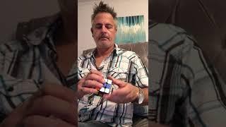 Blindfold Rubik Cube Solve