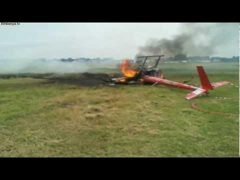 Wilson chopper crash