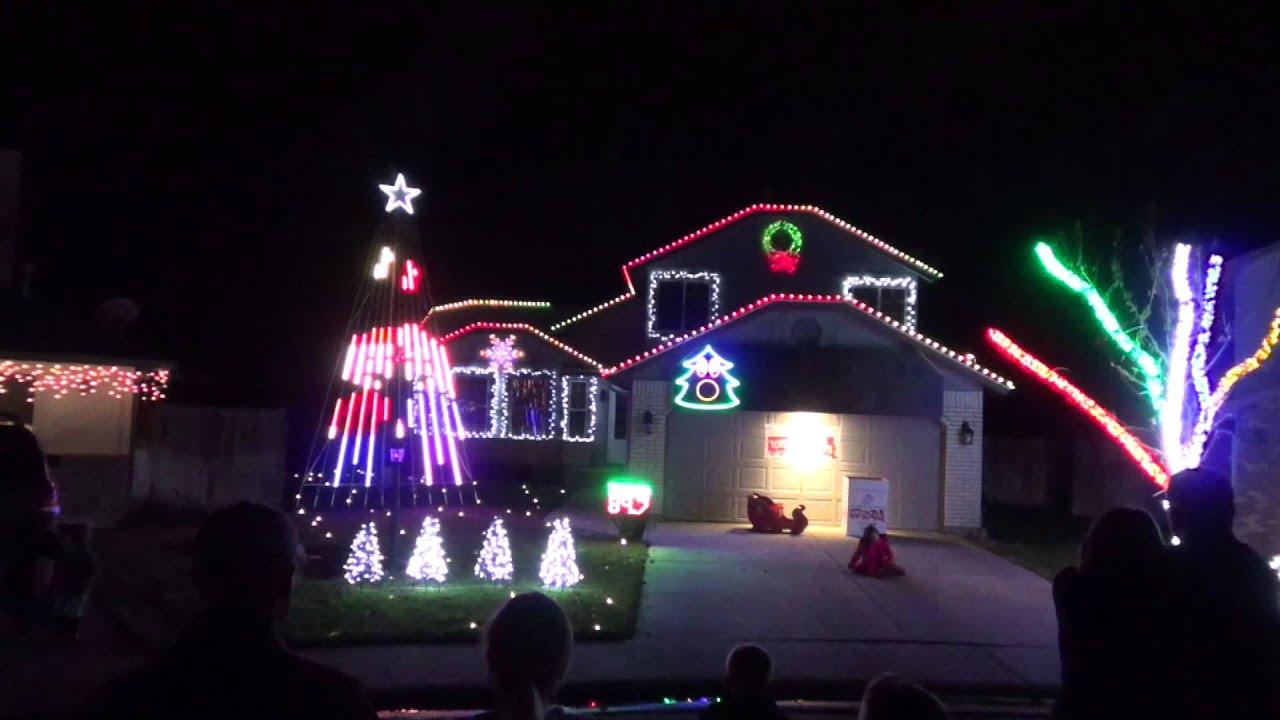 Christmas Lights Boise.Amazing Christmas Lights Woods End Ct Boise Idaho 2014