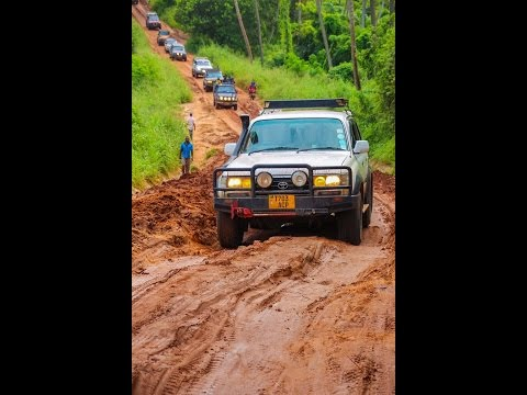 TANZANIA OFFROAD MANIACS - TANZANIA 4X4 OFFROAD ADVENTURE EXPEDITION 2016 - SEASON 1