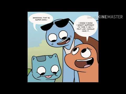 Pokemon Nekoama Comic Dub Rock Facts Part 1