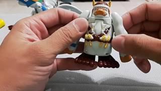 同系列冰之傳說聖獸https://youtu.be/zZS0EJvKn6E 同系列火之傳說聖獸https://youtu.be/BBHlbX9M4sg 2004年發行的玩具,變形結構與玩具設定近似數碼寶貝超 ...