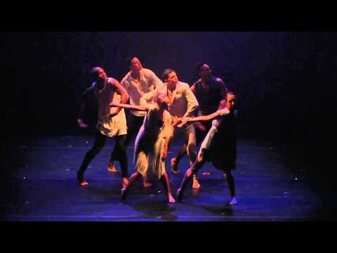 Black Grace teaser Holland Dance Festival