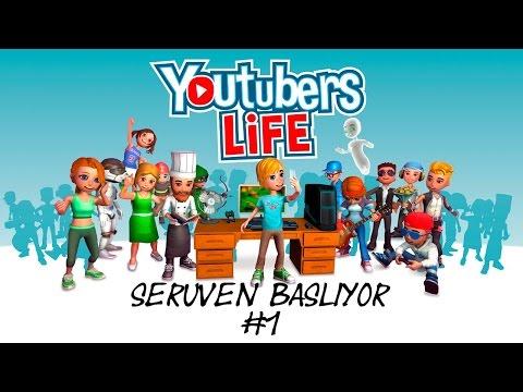 Youtuber S Life - #1 - Serüven Başlıyor