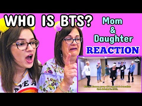 WHO IS BTS? REACTION - The 7 Members of Bangtan