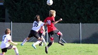 AC Milan U12 (4) vs North Sydney United U13 (2) - Soccer