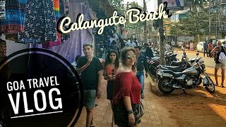Goa Travel Vlog | Goa Best Beaches, Food | Milly Moitra #TravelDiary