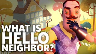 What Is Hello Neighbor? - Gameplay Overview