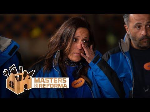 El jurado corona al equipo azul entre lágrimas y con un gran reconocimiento - Masters de la reforma