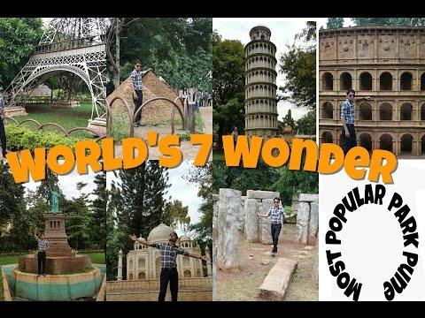 Seven Wonders of World ( Pune Park )