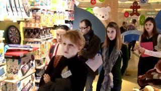 Открытие магазина Imaginarium в ТЦ