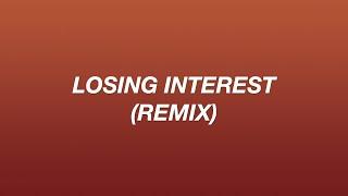 Download Stract - Losing Interest (Remix) [Lyrics] ft. Burgettii & Shiloh Dynasty