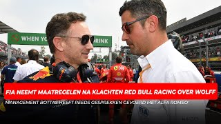 FIA neemt maatregelen na klachten Red Bull Racing over Wolff | GPFans