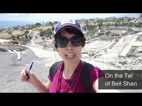 Day 2 Israel: Nazareth and Gideon Spring