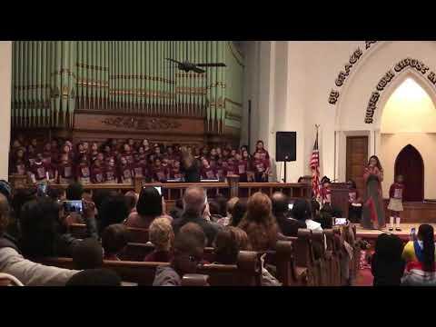 Nashville Classical Charter School Pop Choir - Rise Up