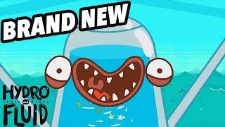 HYDRO et FLUID | Tornade | NOUVEL EPISODE | Dessins animés drôles pour les enfants | WildBrain