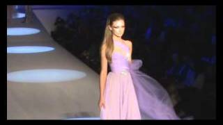 Alex Perry at Rosemount Sydney Fashion Festival 2010 by My Wear Weather Video Thumbnail