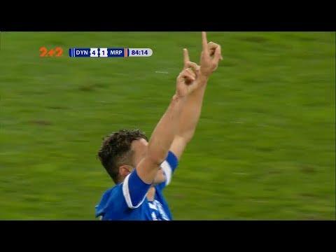 Динамо Киев - Мариуполь 5:1 видео