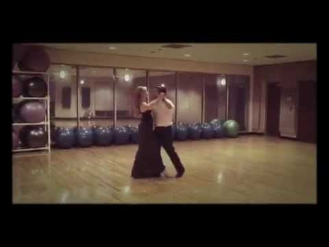 """THE WAY YOU LOOK TONIGHT"" Frank Sinatra - First Wedding Dance Foxtrot Valeo Club"