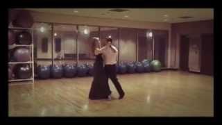 """THE WAY YOU LOOK TONIGHT"" Frank Sinatra - First Wedding Dance Foxtrot Valeo Club"