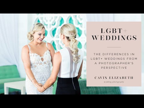 The (Small) Differences In Planning A Same Sex Wedding (From A Photographer's Perspective) - LGBTQ+