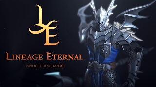 Lineage Eternal CBT1 - Forest Zone - Ayden Gameplay MvP Chests