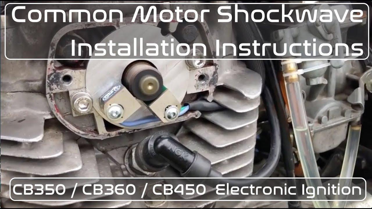 Common Motor Shockwave Installation Instructions