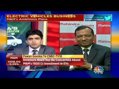 Expect Huge Returns From EV Biz In The Long-Term: M&M