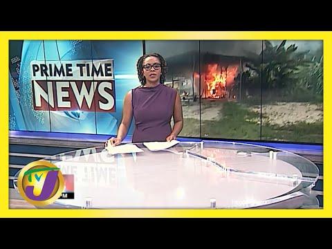 Jamaican Woman who was set on Fire Seeking Help Overseas | TVJ News