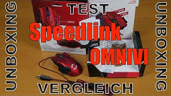REVIEW - Speedlink Omnivi Core Gaming Mouse VS. Speedlink Decus Gaming Mouse